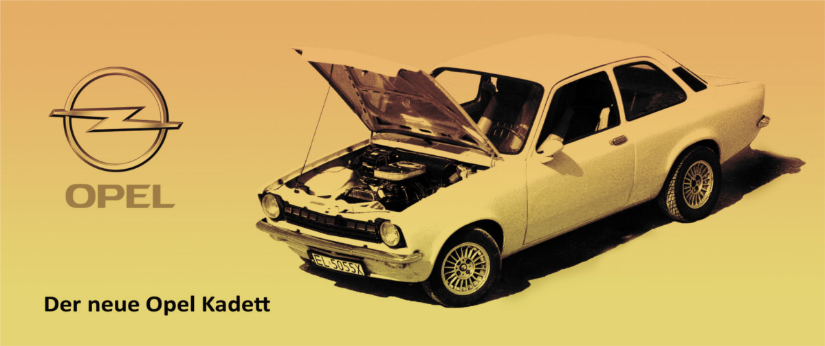Opel Kadett C 2