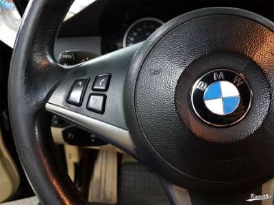 Kierownica BMW E61 - przetarcie