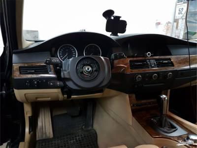 BMW E61 bez kierownicy