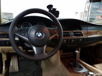 Kierownica BMW E61