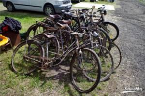 Stare rowery