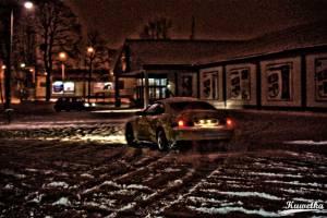 Zwiedzanie Parkingow - Toyota Celica
