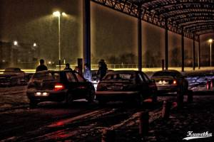 Zwiedzanie Parkingow