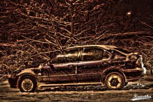 Zwiedzanie Parkingow - Honda Civic