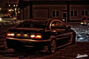 Zwiedzanie Parkingow - BMW E46 Coupe