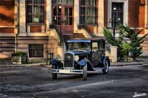 Citroen C4 z 1932 roku