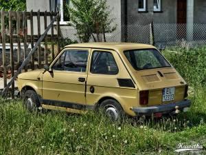 Fiat 126p 1