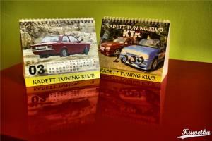 Kalendarz KTK 2009