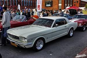 Mustangi w Manufakturze