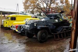 SDKFZ Schwerer Panzerspähwagen