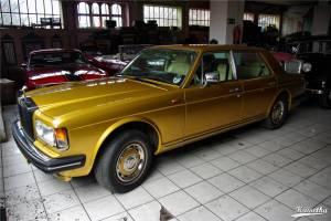 Rolls-Royce Silver Sprint