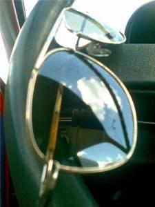 Opel Kadett C Komorka Okulary