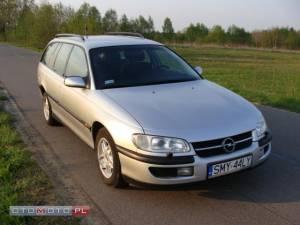 Opel Omega B 1