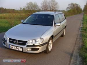Opel Omega B 6