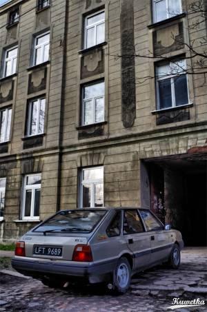 Polonez Caro - ulica Częstochowska