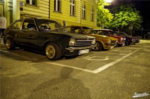 Opel Kadett C City..