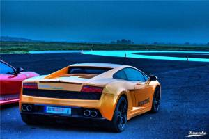 Tor Ułęż - Lamborghini
