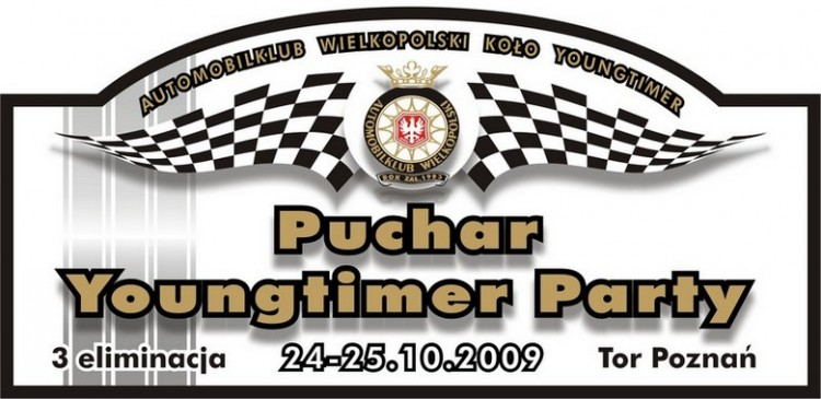 "Ikona wpisu""3 eliminacje Pucharu Youngtimer Party 2009"""